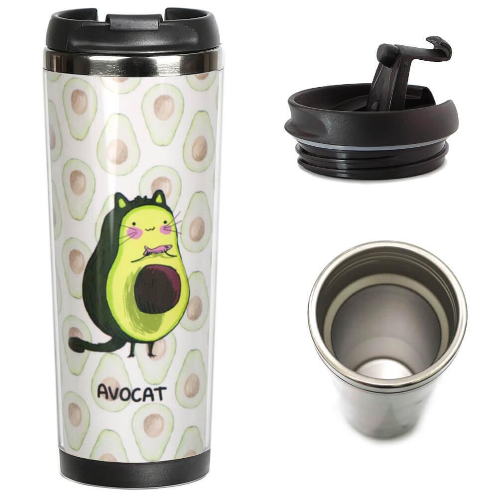 """Термокружка """"Avocat"""", купить Термокружка """"Avocat"""""""