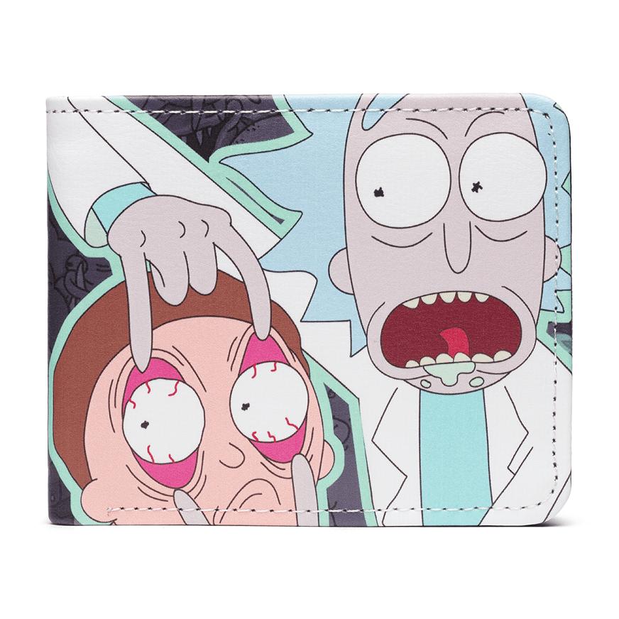 """Кошелек """"Rick and Morty Сlasic"""", купить Кошелек """"Rick and Morty Сlasic"""""""