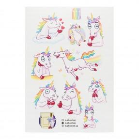 "Стикеры ""Unicorn"", купить Стикеры ""Unicorn"""