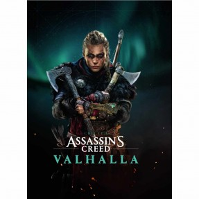 "Артбук ""Asassin's Greed Valhalla"", купити Артбук ""Asassin's Greed Valhalla"""