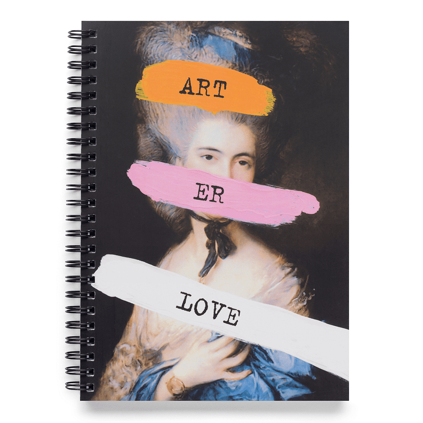 "Блокнот ""Art Er Love"", купити Блокнот ""Art Er Love"""