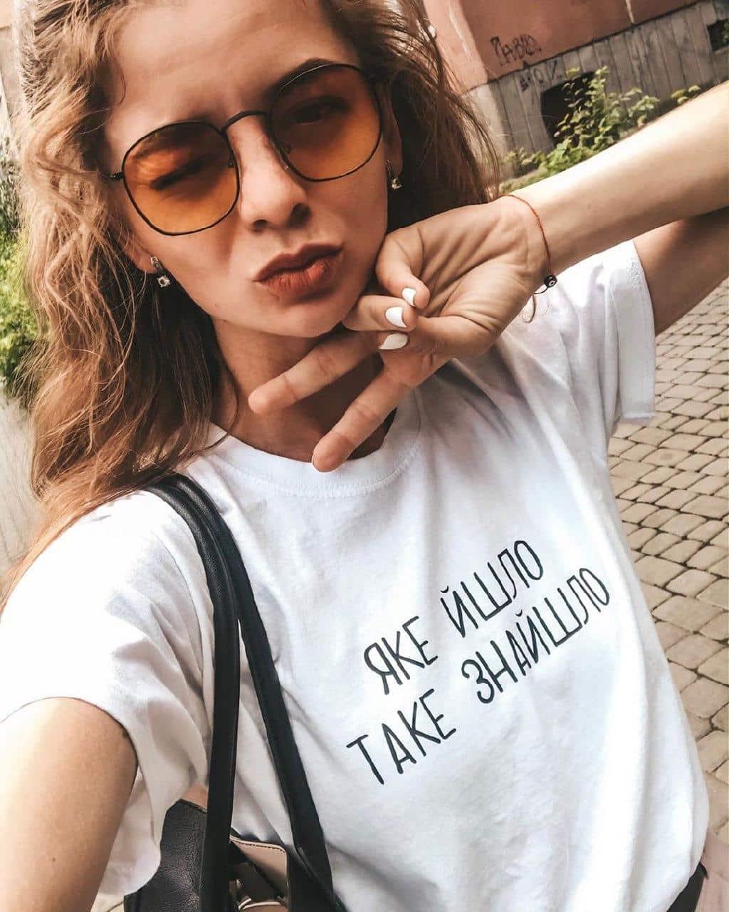 Яку футболку з принтом обрати?